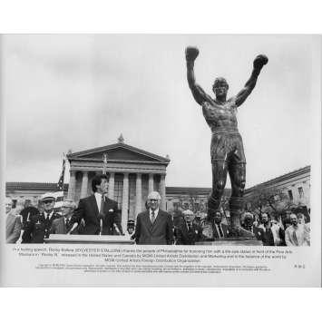 ROCKY III 3 Photo de presse RIII-2 - 20x25 cm. - 1982 - Mr. T, Sylvester Stallone
