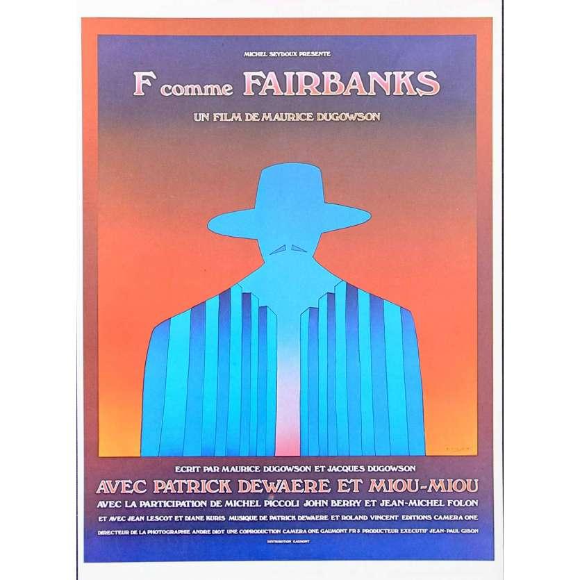FAIRBANKS French Herald 6p 9x12 - 1976 - Maurice Dugowson, Patrick Dewaere