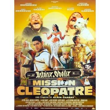 ASTERIX & OBELIX: MISSION CLEOPATRA Original Movie Poster - 15x21 in. - 2002 - Alain Chabat, Jamel Debbouze