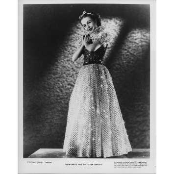 BLANCHE NEIGE ET LES 7 NAINS Photo de presse N6 20x25 - R1970 - Walt Disney, Walt Disney