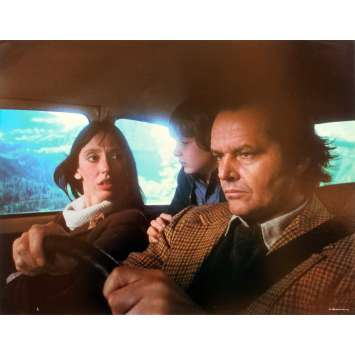 SHINING Photo de film N1 - 28x36 cm. - 1980 - Jack Nicholson, Stanley Kubrick
