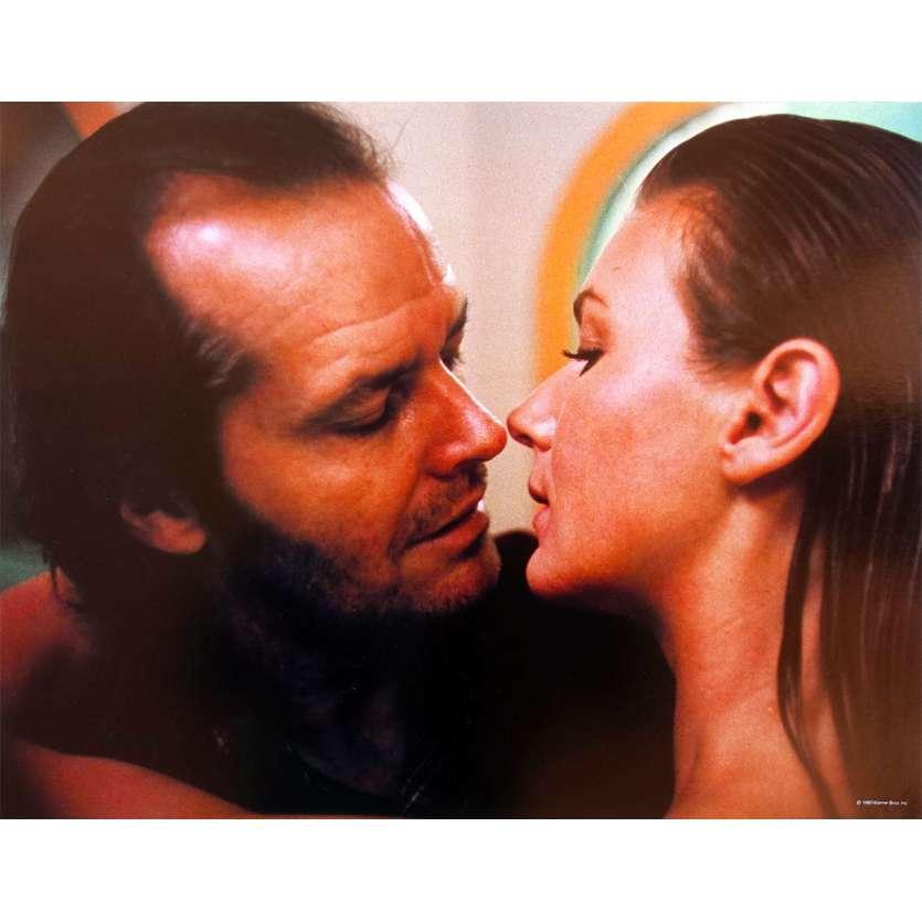 THE SHINING Original Lobby Card N11 - 11x14 in. - 1980 - Stanley Kubrick, Jack Nicholson