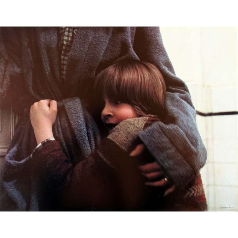 THE SHINING Original Lobby Card N6 - 11x14 in. - 1980 - Stanley Kubrick, Jack Nicholson