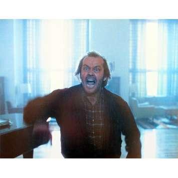 SHINING Photo de film N7 - 28x36 cm. - 1980 - Jack Nicholson, Stanley Kubrick