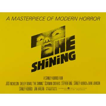 SHINING Photo de film 5 28x36 - 1980 - Jack Nicholson, Stanley Kubrick