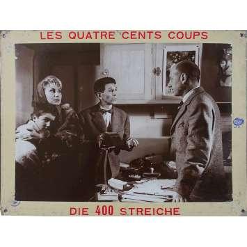 LES QUATRE CENTS COUPS Photo de film N04 - 35x44 cm. - 1959 - Jean-Pierre Léaud, François Truffaut