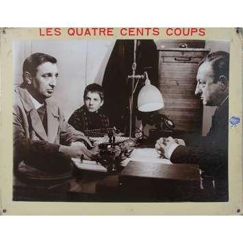 THE 400 BLOWS Original Lobby Card N05 - 14x18 in. - 1959 - François Truffaut, Jean-Pierre Léaud