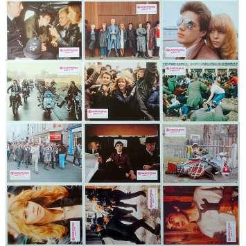 QUADROPHENIA Original Lobby Cards x12 - 9x12 in. - 1980 - Frank Roddam, The Who