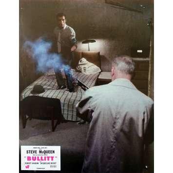 BULLITT Photo de film N07 - 21x30 cm. - 1968 - Steve McQueen, Peter Yates