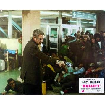 BULLITT Photo de film N04 - 21x30 cm. - 1968 - Steve McQueen, Peter Yates