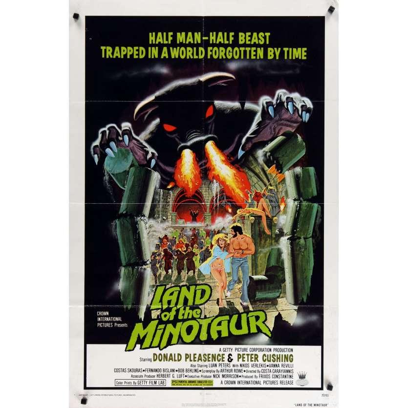 DEVIL'S MEN Movie Poster - Peter Cushing