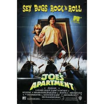 JOE'S APPARTMENT Affiche de film - 69x104 cm. - 1996 - Jerry O'Connell, John Payson