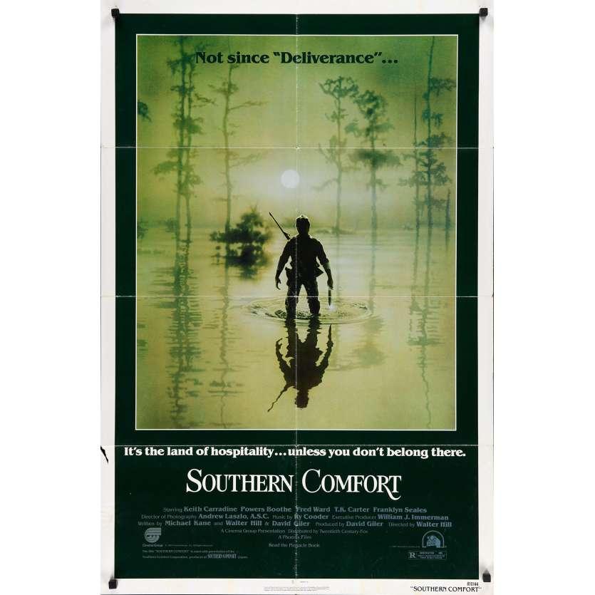 SANS RETOUR Affiche de film - 69x104 cm. - 1981 - Power Boothe, Walter Hill