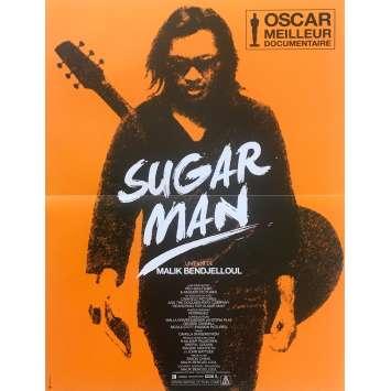 SEARCHING FOR SUGAR MAN Original Movie Poster - 15x21 in. - 2012 - Malik Bendjelloul, Rodriguez