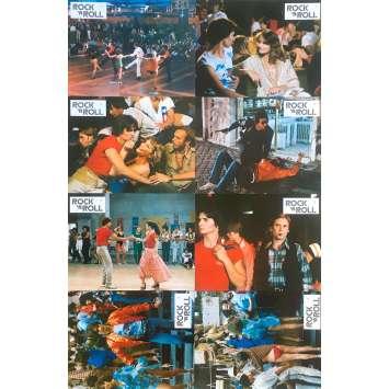 ROCK N ROLL Original Lobby Cards x8 - 10x12 in. - 1978 - Vittorio De Sisti, Rodolfo Banchelli