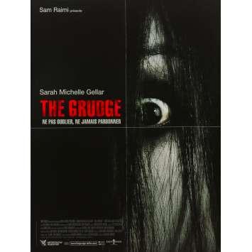 THE GRUDGE Affiche de film - 40x60 cm. - 2004 - Sarah Michelle Gellar, Takashi Shimizu