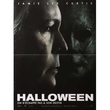 HALLOWEEN Original Movie Poster - 15x21 in. - 2018 - David Gordon Green, Jamie Lee Curtis