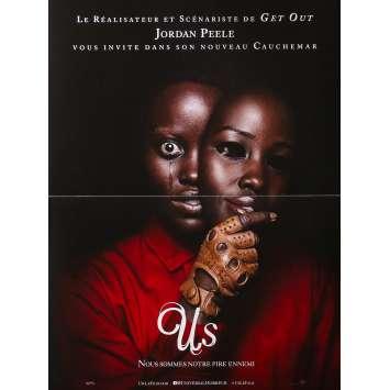 US Affiche de film - 40x60 cm. - 2019 - Lupita Nyong'o, Jordan Peele
