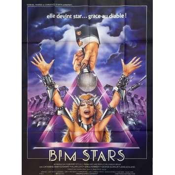 BIM STARS Affiche de film - 120x160 cm. - 1980 - Catherine Mary Stewart, Menahem Golan