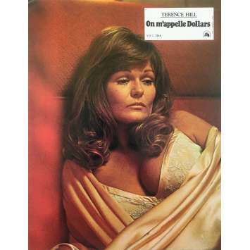 MR. BILLION Original Lobby Card - 9x12 in. - 1977 - Jonathan Kaplan, Valerie Perrine