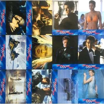 MEURS UN AUTRE JOUR Photos de film x12 - 21x30 cm. - 2002 - Pierce Brosnan, Lee Tamahori
