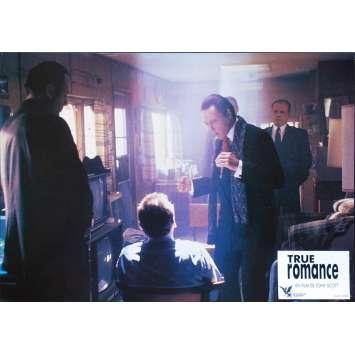 TRUE ROMANCE Photo de film N05 - 21x30 cm. - 1993 - Patricia Arquette, Tony Scott