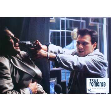 TRUE ROMANCE Photo de film N06 - 21x30 cm. - 1993 - Patricia Arquette, Tony Scott