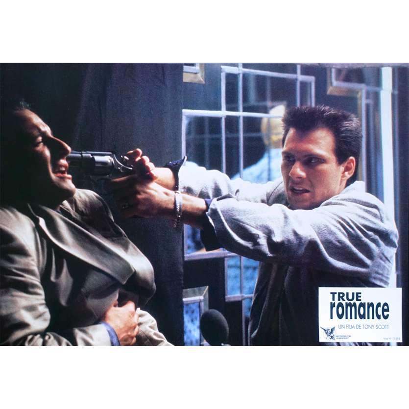 TRUE ROMANCE Original Lobby Card N06 - 9x12 in. - 1993 - Tony Scott, Patricia Arquette
