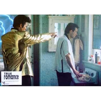 TRUE ROMANCE Photo de film N07 - 21x30 cm. - 1993 - Patricia Arquette, Tony Scott