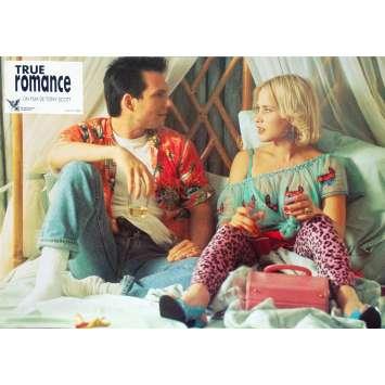 TRUE ROMANCE Original Lobby Card N10 - 9x12 in. - 1993 - Tony Scott, Patricia Arquette