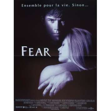 FEAR Original Movie Poster - 15x21 in. - 1996 - James Foley, Mark Wahlberg, Reese Witherspoon