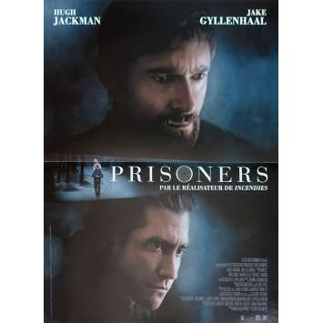 PRISONERS Original Movie Poster - 15x21 in. - 2013 - Denis Villeneuve, Hugh Jackman, Jake Gyllenhaal