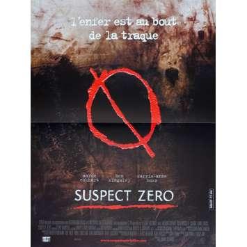 SUSPECT ZERO Original Movie Poster - 15x21 in. - 2004 - E. Elias Merhige, Aaron Eckhart