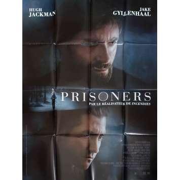 PRISONERS Original Movie Poster - 47x63 in. - 2013 - Denis Villeneuve, Hugh Jackman, Jake Gyllenhaal