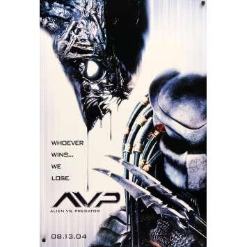 ALIEN VS PREDATOR US Movie Poster 27x41 - 2004 - ,