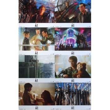 A.I. INTELLIGENCE ARTIFICIELLE Photos de film - 21x30 cm. - 2001 - Jude Law, Steven Spielberg