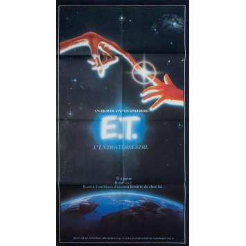 E.T. L'EXTRA-TERRESTRE Affiche de film - 80x120 cm. - 1982 - Dee Wallace, Steven Spielberg