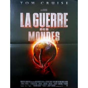 LA GUERRE DES MONDES Affiche de film - 40x60 cm. - 1953 - Gene Barry, Byron Haskin