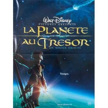 LA PLANETE AU TRESOR Affiche de film - 40x60 cm. - 2002 - Joseph Gordon-Levitt, Ron Clements