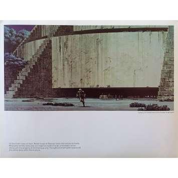STAR WARS - LA GUERRE DES ETOILES Artwork N02 - 28x36 cm. - 1977 - Harrison Ford, George Lucas