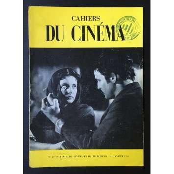 LES CAHIERS DU CINEMA Original Magazine N°019 - 1953 - Elia Kazan, Marlon Brando