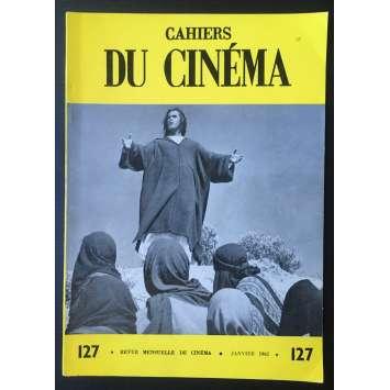 LES CAHIERS DU CINEMA Magazine N°127 - 1962 - Nicholas Ray
