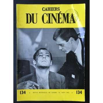 LES CAHIERS DU CINEMA Original Magazine N°134 - 1962 - Maurice Ronet, Billy Wilder
