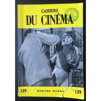 LES CAHIERS DU CINEMA Magazine N°139 - 1962 - Howard Hawks