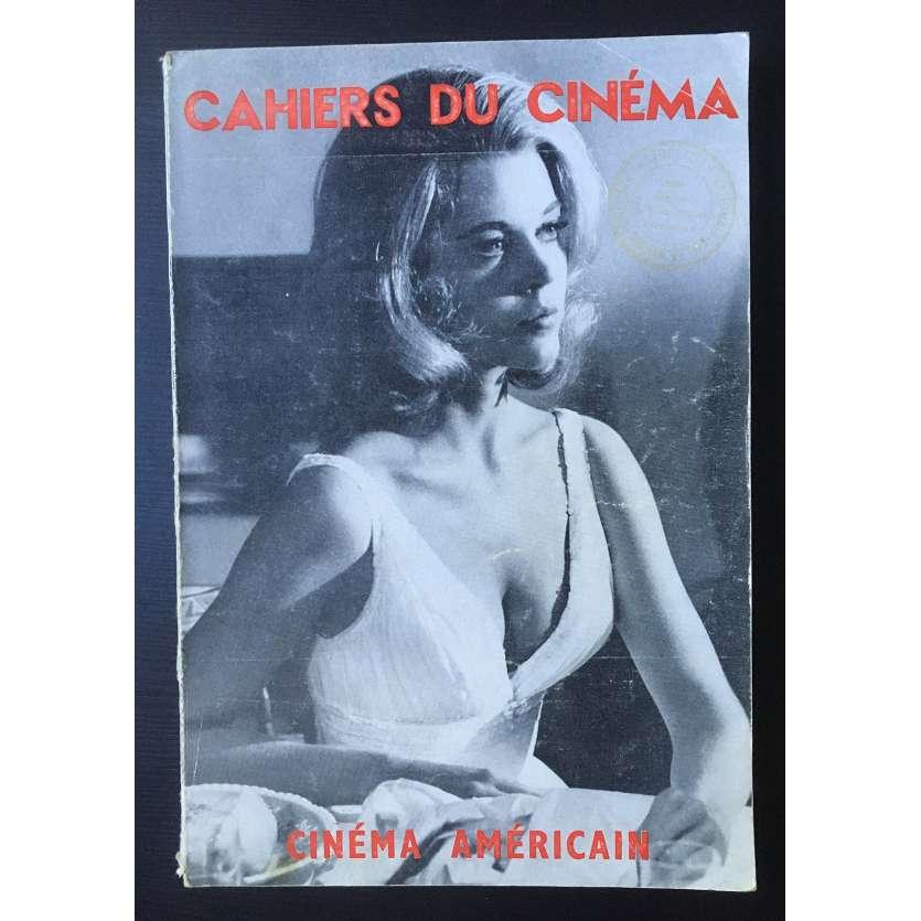 LES CAHIERS DU CINEMA Original Magazine HS - - Cinéma Américain, Jane Fonda