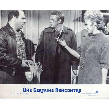 UNE CERTAINE RENCONTRE Photo de film N04 - 21x30 cm. - 1962 - Steve McQueen, Robert Mulligan