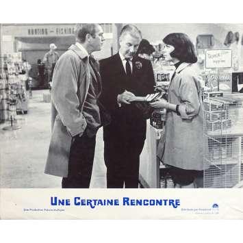 UNE CERTAINE RENCONTRE Photo de film N03 - 21x30 cm. - 1962 - Steve McQueen, Robert Mulligan