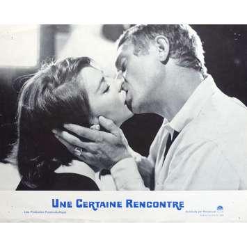 UNE CERTAINE RENCONTRE Photo de film N02 - 21x30 cm. - 1962 - Steve McQueen, Robert Mulligan