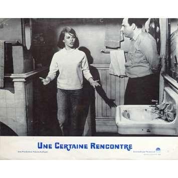 UNE CERTAINE RENCONTRE Photo de film N01 - 21x30 cm. - 1962 - Steve McQueen, Robert Mulligan