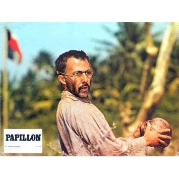 PAPILLON Photo de film N08 - 21x30 cm. - 1973 - Steve McQueen, Franklin J. Schaffner
